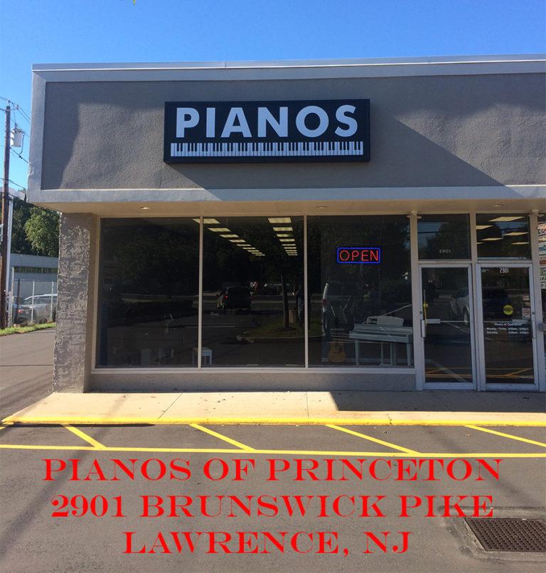 pianos of princeton