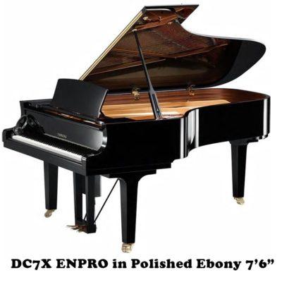 """DC7X ENPRO Yamaha Disklavier Piano 7'6"""""""