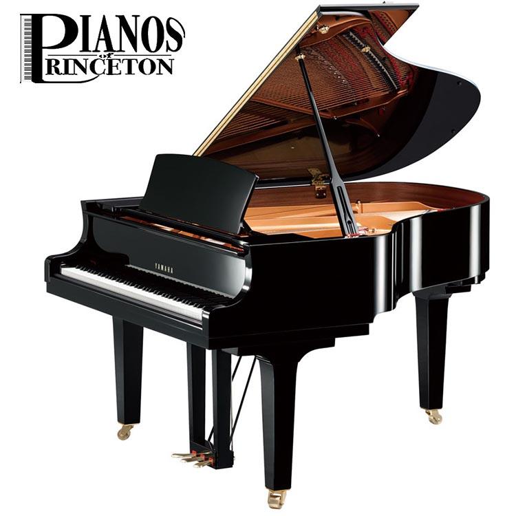 """Yamaha c2x 5'8"""" baby grand piano new"""