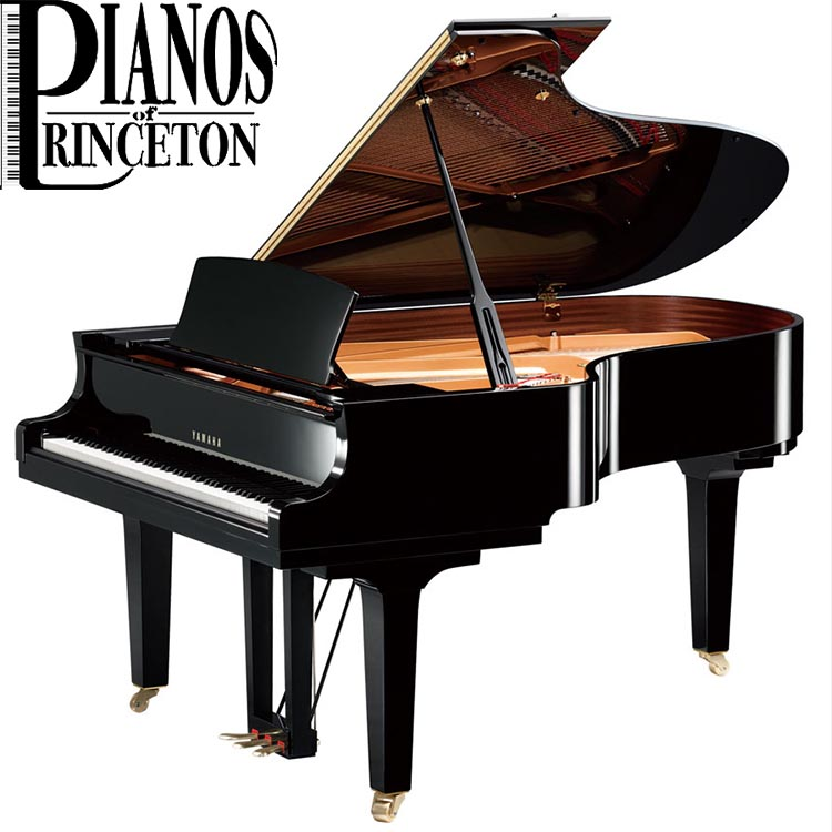 """yamaha c5x grand piano 6'5"""""""