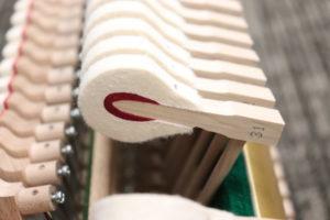 Yamaha U1 Piano Hammer