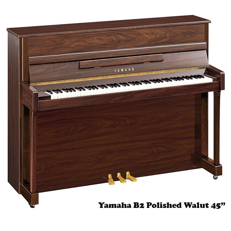 Yamaha B2 45 Quot Upright Piano Yamaha Pianos Of Princeton