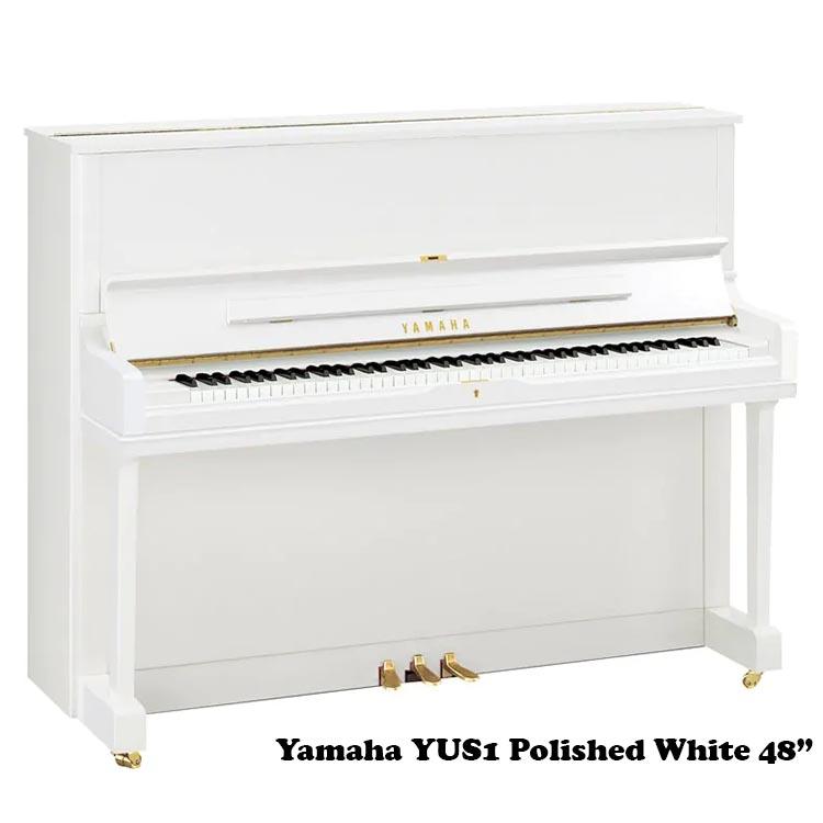 Yamaha YUS1 in Polished White