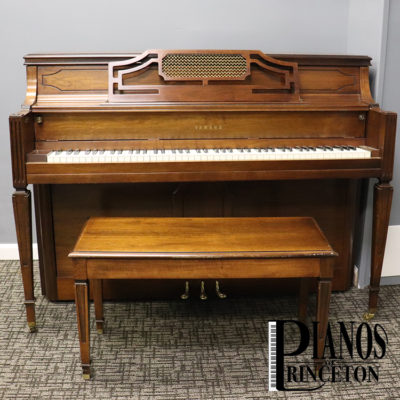yamaha m-214 used piano for sale