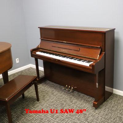 Yamaha U1 SAW